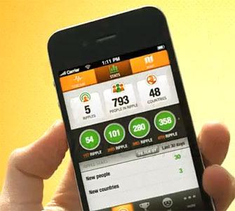 Ganar dinero con Rippln y su app movil