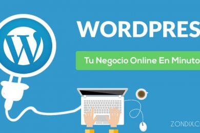 Que es WordPress y Para Que Sirve? Tu Web en Minutos